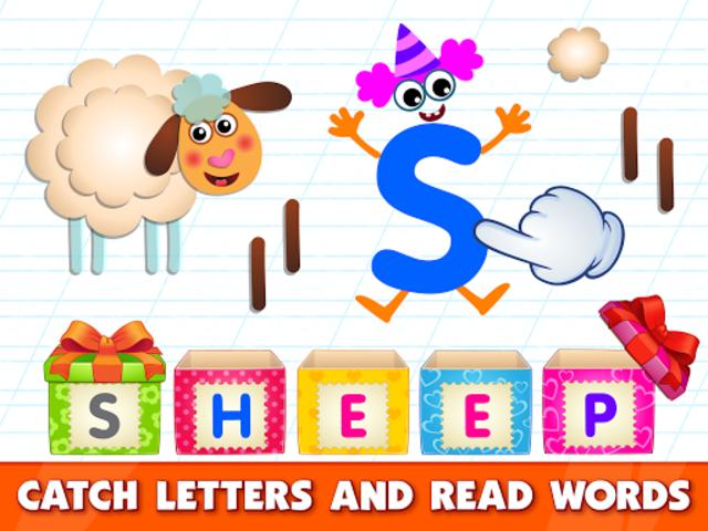 Bini Super ABC! Preschool Learning Games for Kids! screenshot 14