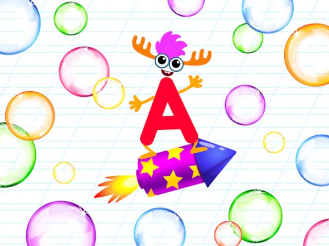 Bini Super ABC! Preschool Learning Games for Kids! screenshot 15