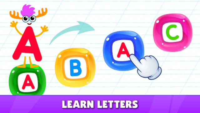 Bini Super ABC! Preschool Learning Games for Kids! screenshot 18