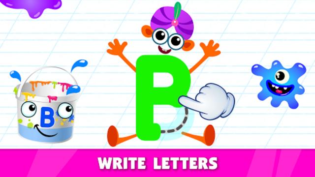 Bini Super ABC! Preschool Learning Games for Kids! screenshot 19