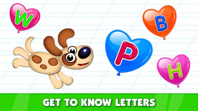 Bini Super ABC! Preschool Learning Games for Kids! screenshot 20
