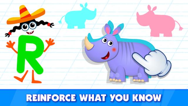 Bini Super ABC! Preschool Learning Games for Kids! screenshot 21