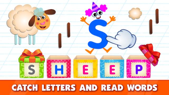 Bini Super ABC! Preschool Learning Games for Kids! screenshot 22