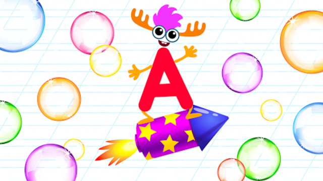 Bini Super ABC! Preschool Learning Games for Kids! screenshot 7