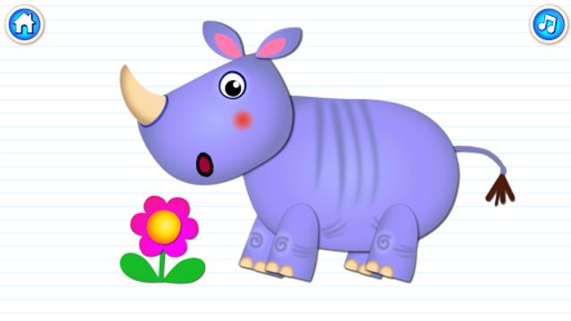 Bini Super ABC! Preschool Learning Games for Kids! screenshot 8