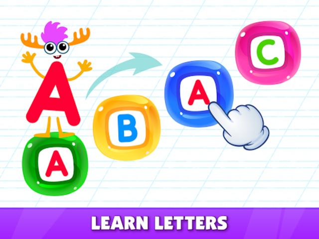 Bini Super ABC! Preschool Learning Games for Kids! screenshot 10