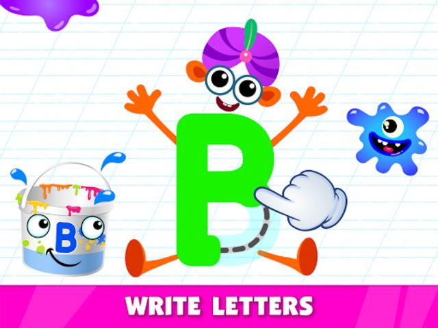 Bini Super ABC! Preschool Learning Games for Kids! screenshot 11