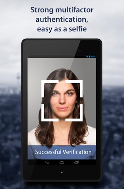 BioID Facial Recognition screenshot 7