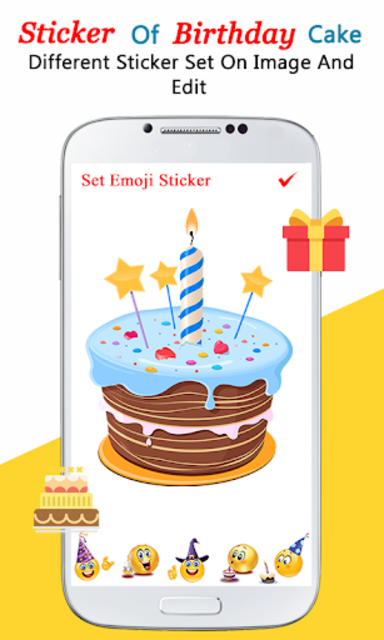 About Birthday Cake Editor Name Photos Songs Gifs Google Play