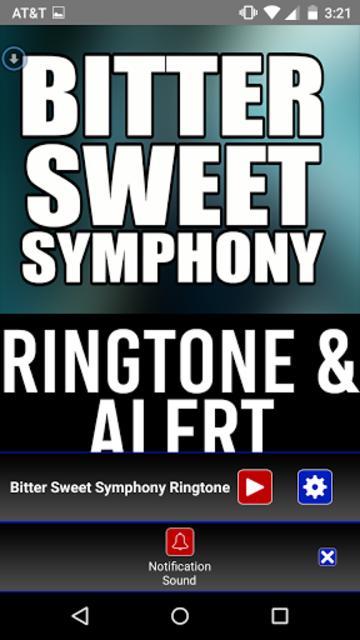 Bitter Sweet Symphony Ringtone screenshot 3