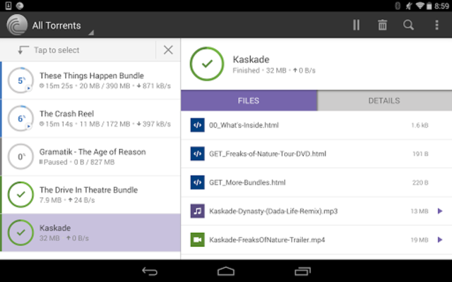 BitTorrent® Pro - Official Torrent Download App screenshot 9