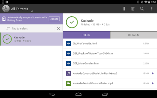 BitTorrent® Pro - Official Torrent Download App screenshot 10