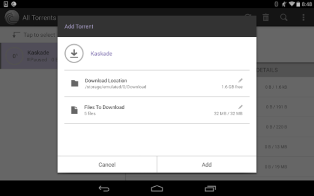 BitTorrent® Pro - Official Torrent Download App screenshot 13