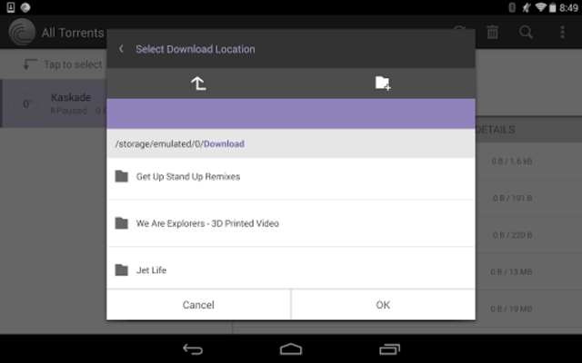 BitTorrent® Pro - Official Torrent Download App screenshot 14