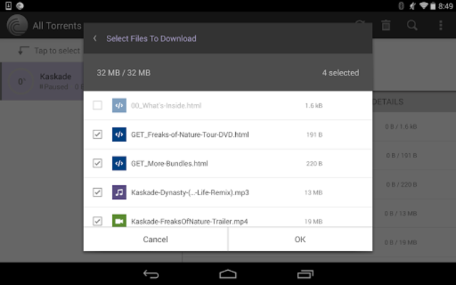 BitTorrent® Pro - Official Torrent Download App screenshot 15