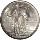 Icon for Standing Liberty Quarters