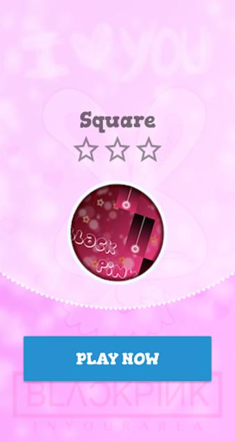 Black Pink Piano Game screenshot 4