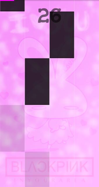 Black Pink Piano Game screenshot 6