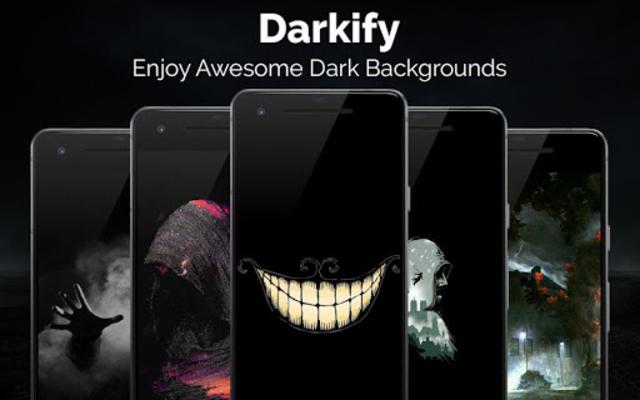 Black Wallpaper, AMOLED, Dark Background: Darkify screenshot 1