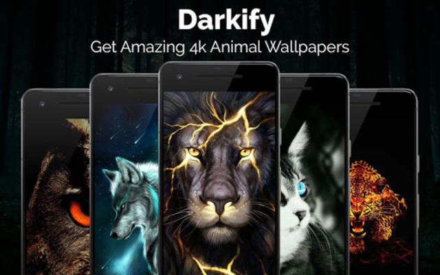 Black Wallpaper, AMOLED, Dark Background: Darkify screenshot 3