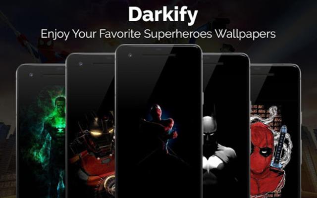 Black Wallpaper, AMOLED, Dark Background: Darkify screenshot 13