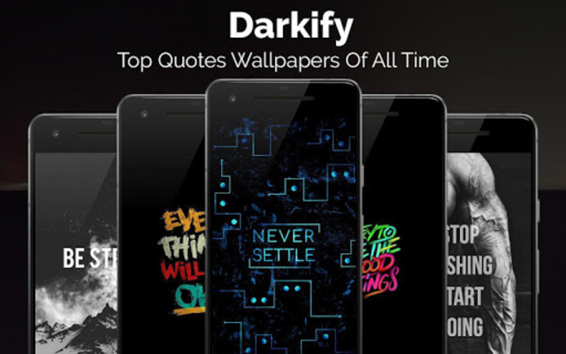 Black Wallpaper, AMOLED, Dark Background: Darkify screenshot 16