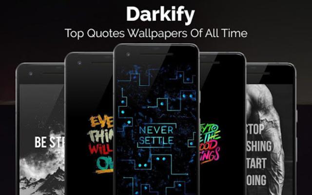 Black Wallpaper, AMOLED, Dark Background: Darkify screenshot 6