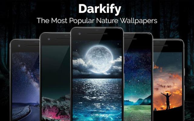 Black Wallpaper, AMOLED, Dark Background: Darkify screenshot 8
