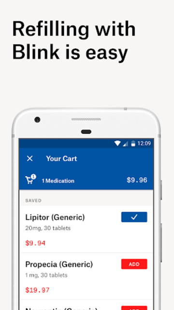 Blink Health Rx - Best Discount Pharmacy Prices screenshot 6