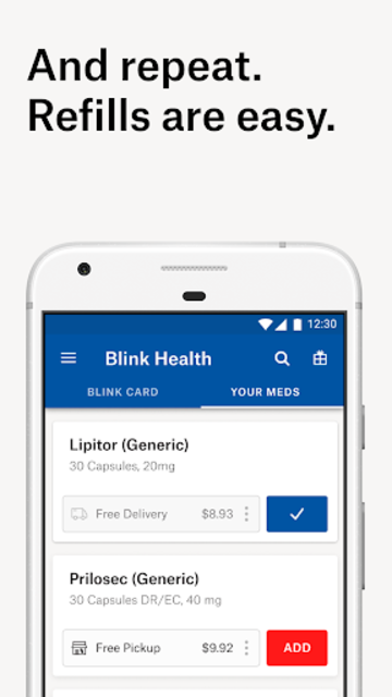 Blink Health Rx - Best Discount Pharmacy Prices screenshot 5