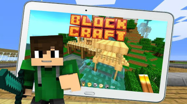 About: Block Craft 3D : Building and Crafting (Google Play