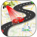Icon for GPS Speed Camera Tracker: GPS Maps Radar Detector