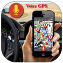 Icon for Voice GPS Driving Directions, Gps Tracker, Maps