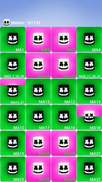 Marshmello Alone Launchpad 2 screenshot 1