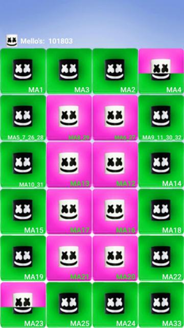 Marshmello Alone Launchpad 2 screenshot 3
