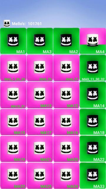 Marshmello Alone Launchpad 2 screenshot 4