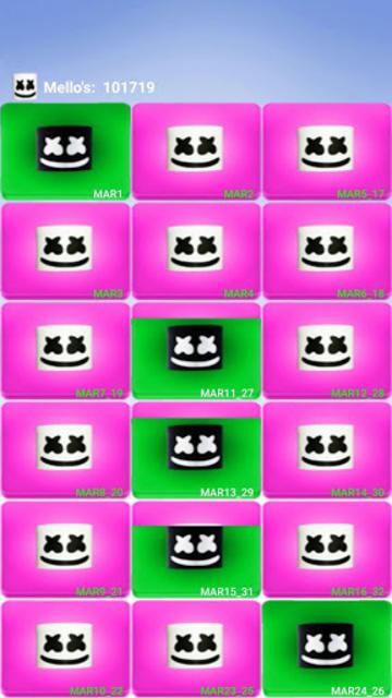 Marshmello Alone Launchpad 2 screenshot 5