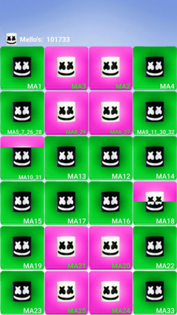Marshmello Alone Launchpad 2 screenshot 8