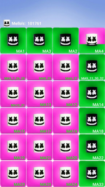 Marshmello Alone Launchpad 2 screenshot 12