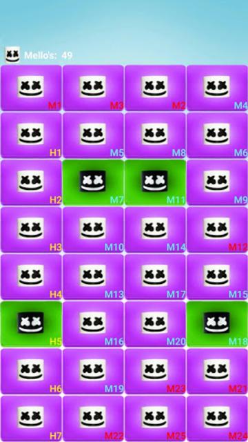 Marshmello Alone Launchpad screenshot 1