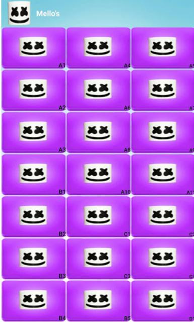 Marshmello Alone Launchpad screenshot 5