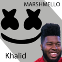 Icon for Marshmello Khalid Silence Music Launchpad App