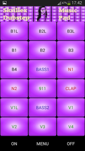 Skrillex Dubstep Music Pad screenshot 9