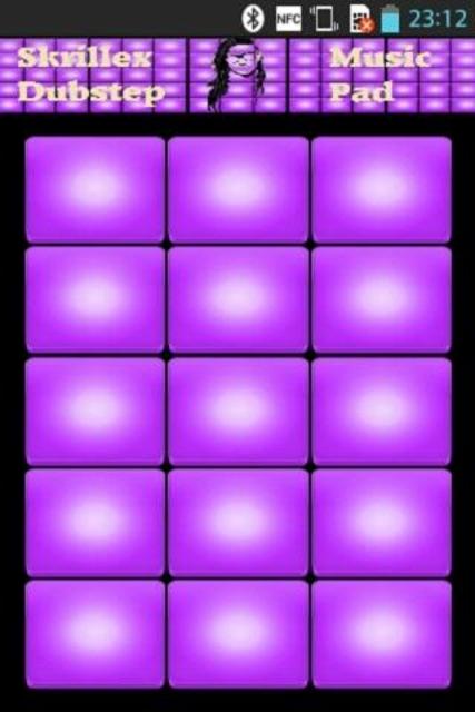Skrillex Dubstep Music Pad screenshot 1