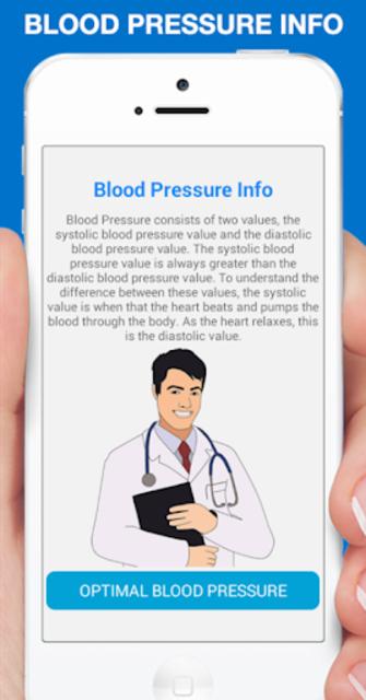 Blood Pressure Info screenshot 4