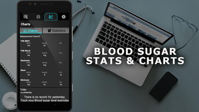 Blood Sugar Diary screenshot 3