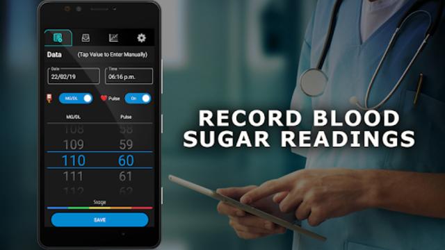 Blood Sugar Diary screenshot 9