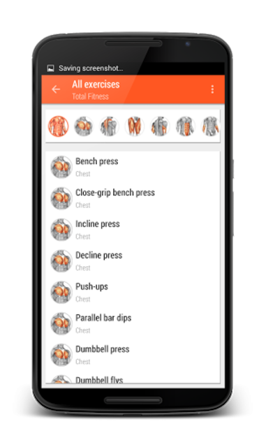 Total Fitness PRO - Gym & Workouts screenshot 11