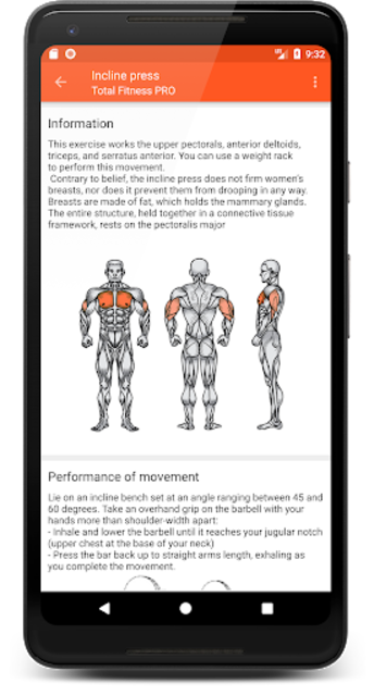 Total Fitness PRO - Gym & Workouts screenshot 4