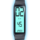 Icon for Gear Fit Old Style LED Clock